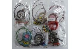Wholesale Joblot of 50 Small Dream Catcher Necklaces Girls Or Adults