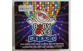 One Off Joblot of 335 Baby Loves Disco 3 CD Set Disco Classics & Pop Anthems