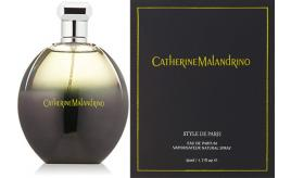 Wholesale Joblot of 6 Catherine Malandrino Style De Paris Eau De Parfum 50ml