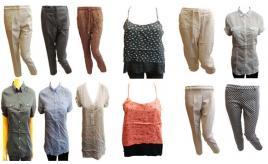 0b480ea83cf0 Wholesale Joblot of 500 Ladies De-Branded Blouses & Trousers Assorted Styles
