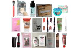 Wholesale Joblot of 1000 Branded Beauty Box Products - Huge Variety Included
