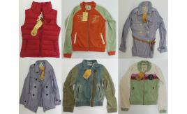 One Off Joblot of 7 Scotch R'Belle Girls Jackets 7 Styles 6-9 Years