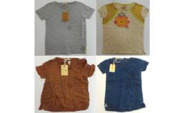 One Off Joblot of 11 Scotch R'Belle Girls Mixed T-Shirts 11 Styles 6-9 Years