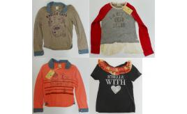 One Off Joblot of 6 Scotch R'Belle Mixed Tops 6 Styles 6-9 Years