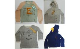 One Off Joblot of 5 Scotch R'Belle Girls Jumpers & Hoodies 5 Styles 6-9 Years
