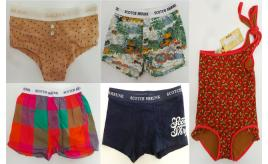 One Off Joblot of 7 Scotch R'Belle & Scotch Shrunk Underwear & Swimwear