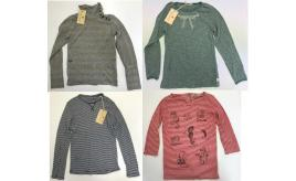 One Off Joblot of 14 Scotch R'Belle Girls Mixed Long Sleeve Tops 6-9 Years