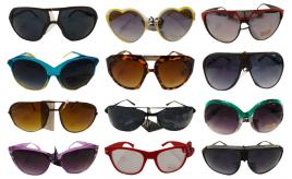 Wholesale Joblot of 100 Assorted Sunglasses Mens & Womens
