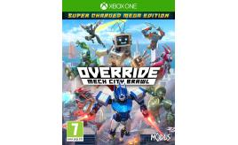 200 x Override Mech City Supercharged  Mega Edition Xbox One