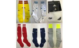 One Off Joblot of 34 Adidas Football Socks Huge Range Included - Mixed Sizes