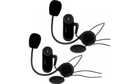 Wholesale Joblot Of 10 Buyee 2 x Motorcycle Helmet BT Intercom Kits