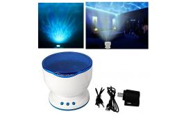 Wholesale Joblot Of 13 Led Night Light Projector Ocean Daren Waves