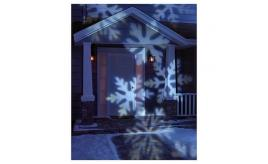 Wholesale Joblot of 20 Snowflake Christmas Projection Lamps White