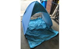 Wholesale Joblot of 50 2-Man Pop-Up Beach Tent Perfect for Children Blue