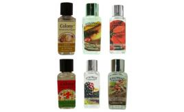 Wholesale Joblot of 100 Colony Christmas Refresher Oils Mixed Scents Included