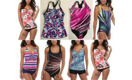 Wholesale Joblot of 50 CharmLeaks & Attarco Womens Mixed Swimwear