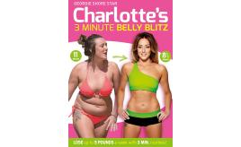 500 x Charlotte Crosby 3 Minute Belly Blitz DVD