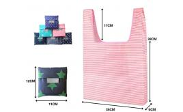 Foldable Tote Bags - Assorted Designs