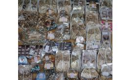 600 items of Earth and surf jewellery. New and tagged. RRP £2700  (box 1A)