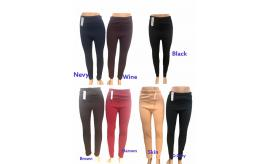 Plus Size Legging Jegging Trouser Fur anti crush joblot 120 pcs