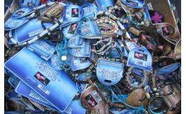 600 x Items of Earth and surf  jewellery RRP £2700 New and tagged   (Box 8)