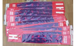 288 x Packs of Red Minnie Mouse hair extensions. RRP £1005.12