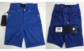 One Off Joblot of 5 Bugatti Boys Blue Shorts in 2 Styles/Colours Mixed Sizes