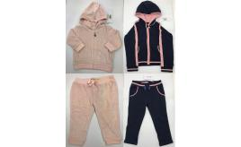One Off Joblot of 6 Guess Girls Tracksuits - Including 2 Full Sets Mixed Sizes