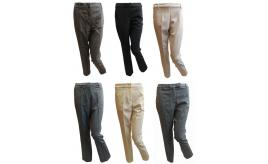 Wholesale Joblot of 500 Ladies De-Branded Trousers Assorted Styles
