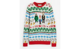 Wholesale Joblot of 10 Mens Ex-Chain Store Home Alone Christmas Jumpers