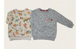Brand New 10 Pack Girls Sweatshirt (2y-6y) / 2 Designs