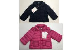One Off Joblot of 7 IL Gufo Young Girls Ruffled Collar Coats in 2 Styles
