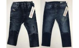 One Off Joblot of 3 Diesel Childrens Jogg Jeans in 2 Styles Sizes 8-14