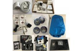 One Off Joblot of 53 Mixed Car Stock -  Cameras, Chargers, Car Cover & More