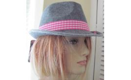 48 x Trilby / Fedora hats. men's and woman's