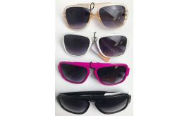 Wholesale Joblot of 20 Unisex UV400 Protection Sunglasses in 4 Colours SG-125