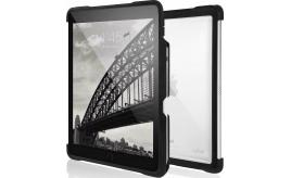 "100 x STM Dux Shell Case For Apple iPad Pro 9.7"" 2016 Slim Lightweight Protection - Black/Clear"