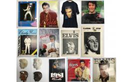Pallet of 11,118 Official Elvis Stock - Calendars, Magazines, T-Shirts & More P9