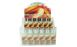 Joblot of 24 Colonial Mulled Wine Scented 9ml Refresher Oils Y0081