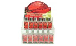 Joblot of 24 Colonial Fireside Poinsettia Scented Refresher Oils