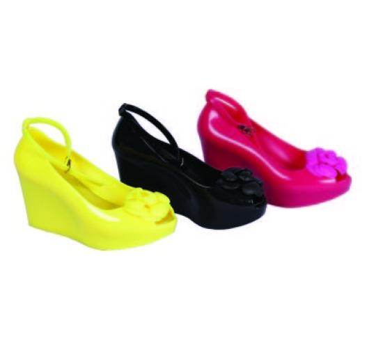 108 Ladies Jelly shoes
