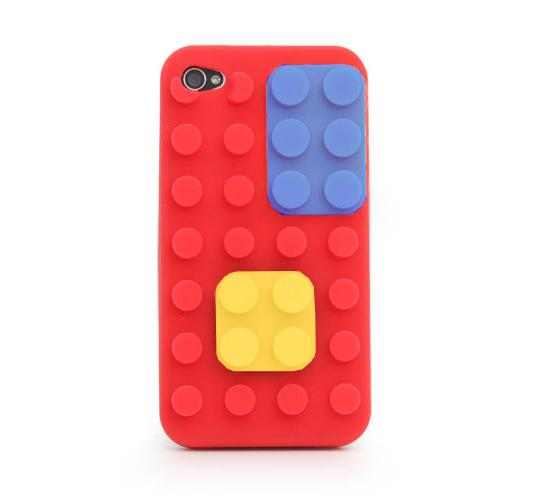 One Off Joblot of 16 Colour Block Case for iPhone 4 - IP4BLKCAS