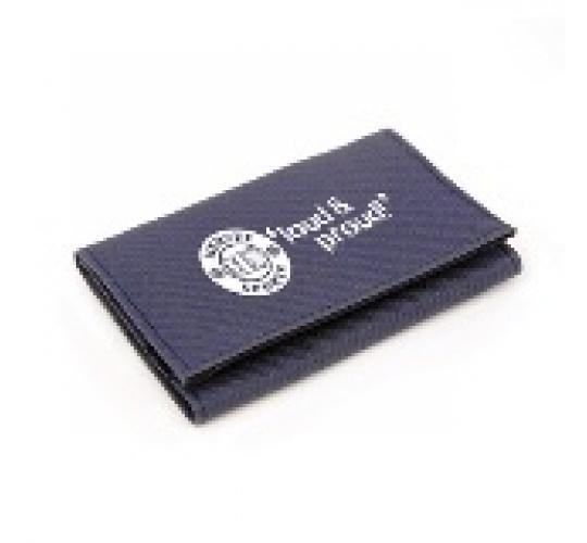 Wholesale job lot of 200 Mixed Blue Wallet 600D Polyester - BB0573BL