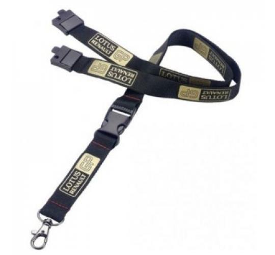 Lanyard  Lotus Renault GP Formula 1 Team Wholesale Job Lot of 100