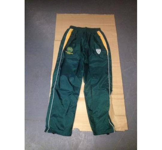 staffordshire cricket track pants small x 30