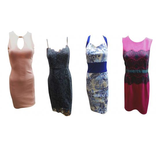 One Off Lot of 42 House of Trendella Basics Clothing Items Dresses/Jackets etc.