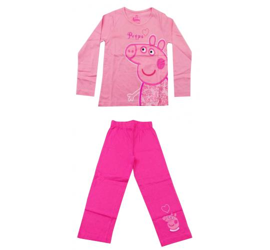 Joblot of 10 Childrens Peppa Pig Pyjama Sets Pink Girls Various Sizes