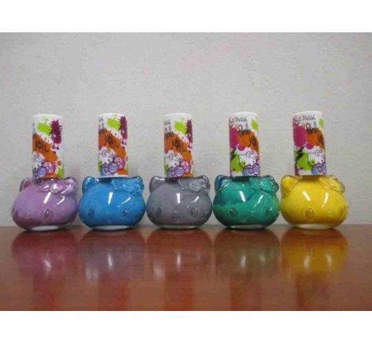Mixed Parcel 201 x Hello Kitty Cosmetics - Lipsticks/Nail Polishes/Liquid Liners