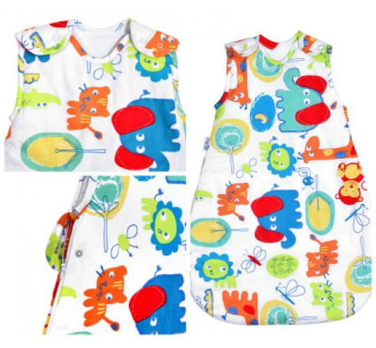Baby sleeping bags Age 0-6 + 6-18 months