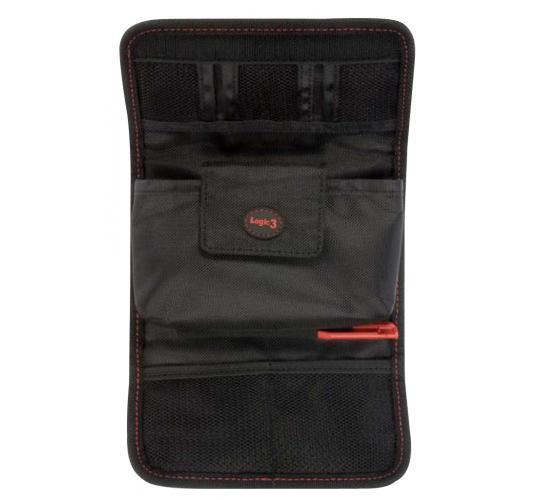Joblot of Travel Wallets for Nintendo DS Lite Logic3 Carry Case & Stylus